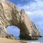major landmark in Cabo San Lucas