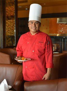 Chef Gerardo Garcia Martinez